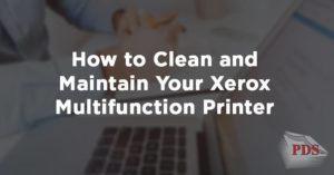 How to Clean and Maintain Your Xerox Multifunction Printer (It's Easy!)
